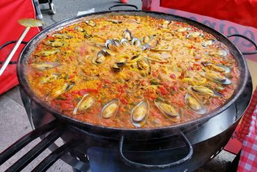 Spanish Paella Party