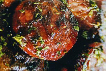 Fried Chorizo Tapas